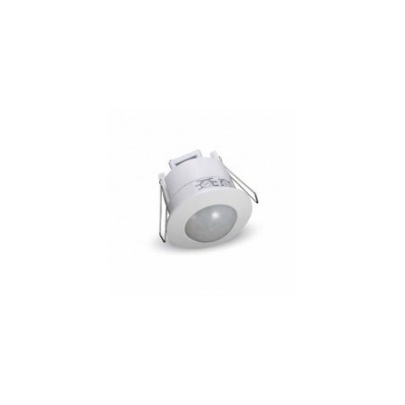 Sensore di movimento infrarossi PIR a incasso da soffitto 360° IP20 Mod VT-8029