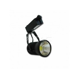 Lampada 30W LED COB RGB Multicolor da binario orientabile 1026