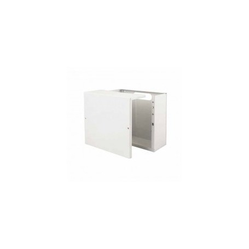 Contenitore metallico per batteria 17Ah/12V protezione Tamper