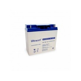 Batteria ricaricabile al piombo 12V 18Ah Ultracell Europea