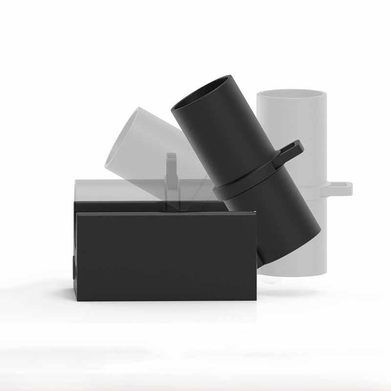 Lampadina LED 6W filamento E27 ST64 luce bianco caldo 2200K