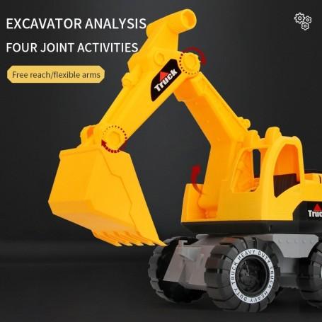 Contatto magnetico di potenza in alluminio serie 462 N 1pz