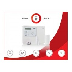 Kit allarme wireless senza fili HOME LOCK FAAC HL KIT GSM