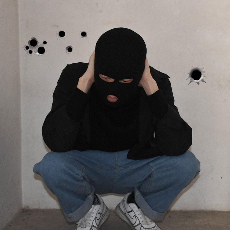 Lampadina LED A60 E27 5W termoplastico luce bianco freddo 6000K